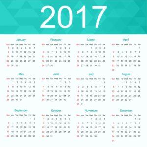 2017-calendar-design